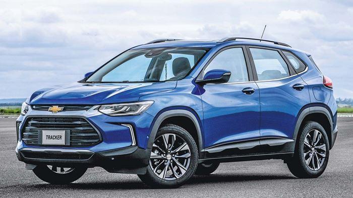 Chevrolet Tracker 2020 Argentina