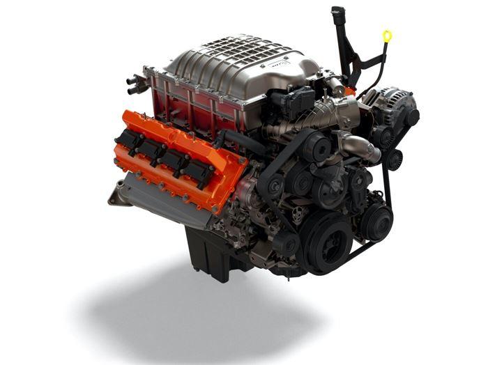 Motor RAM TRX 2021