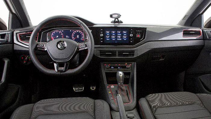 Polo GTS interior