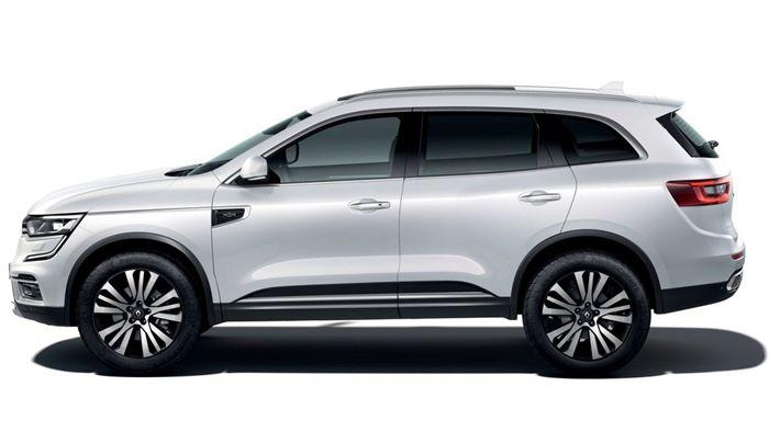 Renault Koleos 2021 lateral