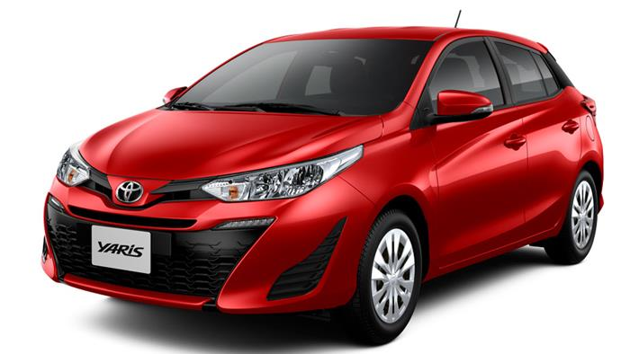 Toyota Yaris XS Audio 2021